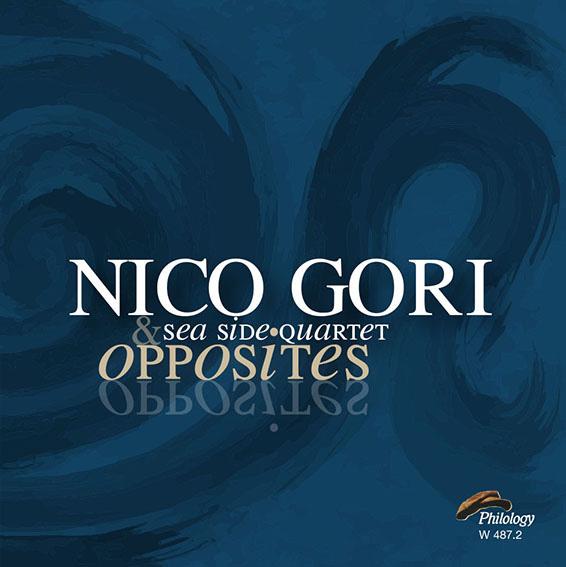 Cover Opposites - Nico Gori